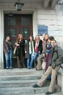Zdjęcie studentów