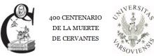 """CONGRESO  INTERNACIONAL """"EN TORNO A CERVANTES"""""""