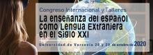 CONGRESO INTERNACIONAL Y TALLERES DE DIDÁCTICA DE ESPAÑOL