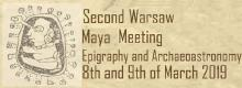 SECOND WARSAW MAYA MEETING 2019
